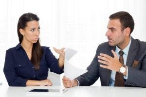 Incidences des relations conflictuelles au travail sur votre état de santé